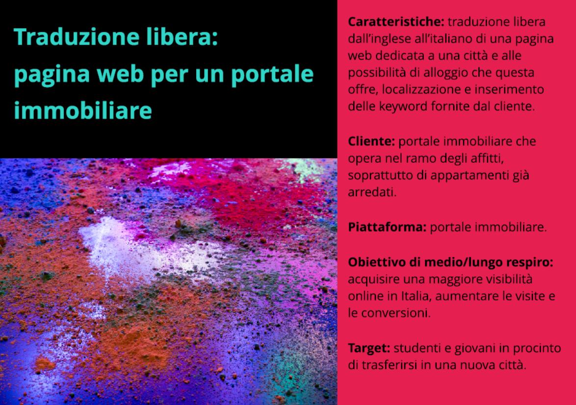 Traduzione e localizzazione pagina web